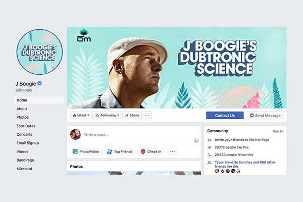 J Boogie – Social Branding