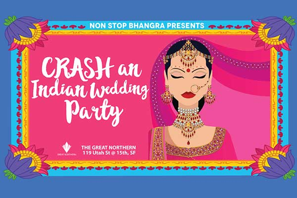 Non Stop Bhangra – Crash an Indian Wedding