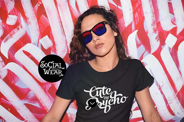 Social Wear Design – Website