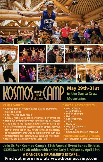 Kosmos Camp Poster